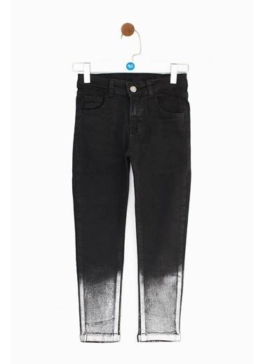 B&G Store Kız Çocuk Mavi Pantolon Mavi